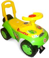 Купить Орион Машина-каталка цвет зеленый, Каталки, понициклы
