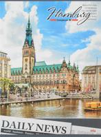 Купить Проф-Пресс Тетрадь Hamburg 96 листов в клетку, Тетради
