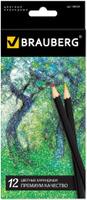 Купить Brauberg Набор цветных карандашей Artist Line 12 цветов, Карандаши