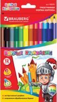 Купить Brauberg Набор цветных карандашей Kids Series 12 цветов, Карандаши