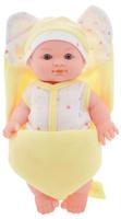 Купить ABtoys Пупс озвученный Мой малыш цвет желтый, Куклы и аксессуары