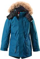 Купить Куртка детская Reima Reimatec Naapuri, цвет: сине-голубой. 5312997900. Размер 116, Одежда для девочек