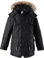Купить Куртка детская Reima Reimatec Naapuri, цвет: черный. 5312999990. Размер 110, Одежда для девочек