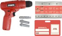 Купить Abtoys Игровой набор Инструменты 6 предметов, Сюжетно-ролевые игрушки
