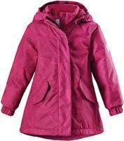 Купить Куртка для девочки Reima Reimatec Jousi, цвет: розовый. 5215123926. Размер 116, Одежда для девочек