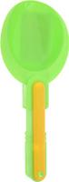 Купить Нордпласт Совок детский со вставкой цвет зеленый, Игрушки для песочницы