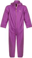 Купить Комбинезон-дождевик детский Hippychick, цвет: фиолетовый. 002001800364. Размер 80/86, 12-18 месяцев, Одежда для новорожденных