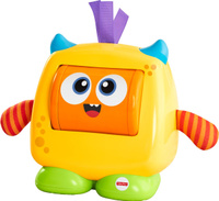 Купить Fisher-Price Развивающая игрушка Добрый монстрик, Mattel, Развивающие игрушки