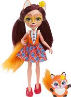 Купить Enchantimals Кукла Felicity Fox, Куклы и аксессуары