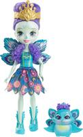 Купить Enchantimals Кукла Patter Peacock, Куклы и аксессуары