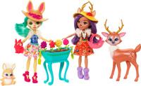 Купить Enchantimals Игровой набор с куклой Garden Magic, Куклы и аксессуары