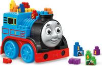 Купить Mega Bloks Pre-school Конструктор Томас и друзья Большой паровоз, Mattel, Конструкторы