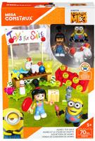 Купить Mega Construx Boys Конструктор Гадкий Я Agnes' Toy Sale, Mattel, Конструкторы