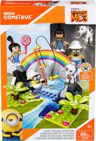 Купить Mega Construx Boys Конструктор Гадкий Я Agnes' Unicorn Expedition, Mattel, Конструкторы