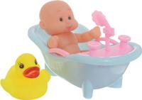 Купить ABtoys Набор игрушек для ванной Пупс Карапузики 3 шт, Первые игрушки