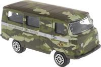 Купить ТехноПарк Автомобиль УАЗ 39625 Вооруженные силы России цвет хаки вид 2, Машинки