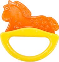 Купить Canpol Babies Погремушка-прорезыватель Лошадка цвет желтый, Первые игрушки