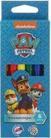Купить Paw Patrol Набор фломастеров 6 цветов, Фломастеры