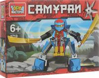 Купить Город мастеров Конструктор Самураи LL-2713-R, Shantou City Daxiang Plastic Toy Products Co., Ltd, Конструкторы
