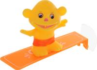 Купить ABtoys Игрушка для ванной Игрушка-брызгалка Обезьянка, Первые игрушки