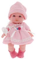 Купить ABtoys Пупс озвученный Мой малыш цвет одежды розовый, Куклы и аксессуары