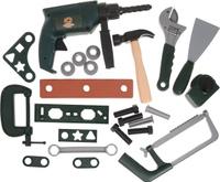 Купить ABtoys Игровой набор Инструменты в чемодане 22 предмета Уцененный товар (№1), Сюжетно-ролевые игрушки