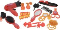 Купить ABtoys Игровой набор Салон красоты 17 предметов, Сюжетно-ролевые игрушки