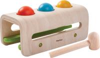 Купить Plan Toys Развивающая игрушка Забивалка с шарами, Развивающие игрушки