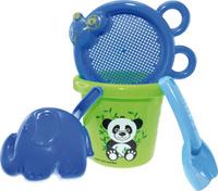 Купить Gowi Набор игрушек для песочницы Ведерко совочек сито формочка цвет в ассортименте, Игрушки для песочницы