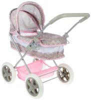 Купить Bambolina Транспорт для кукол Классическая коляска, Куклы и аксессуары