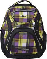 Купить Action! Рюкзак цвет черный фиолетовый желтый, Ранцы и рюкзаки