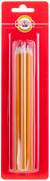 Купить Koh-I-Noor Набор чернографитных карандашей 6 шт, Карандаши