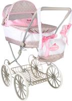 Купить Bambolina Транспорт для кукол Большая классическая коляска с сумкой, Куклы и аксессуары