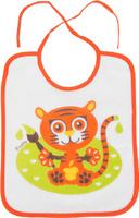 Купить Lubby Нагрудник В мире животных Тигренок, Нагрудники, слюнявчики