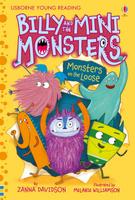 Купить Billy and the Mini Monsters – Monsters on the Loose, Зарубежная литература для детей
