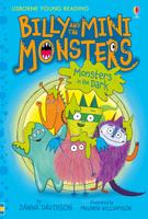 Купить Billy and the Mini Monsters – Monsters in the Dark, Зарубежная литература для детей