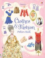 Купить Clothes and fashion picture book, Всемирная история