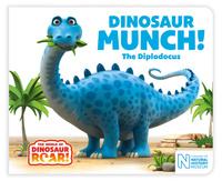 Купить Dinosaur Munch! The Diplodocus, Зарубежная литература для детей