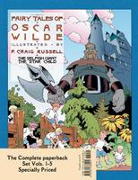 Купить Fairy Tales of Oscar Wilde: The Complete Paperback Set 1-5, Зарубежная литература для детей