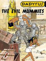 Купить Papyrus Vol.4: The Evil Mummies, Комиксы для детей