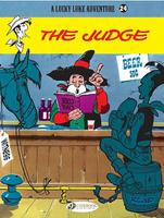 Купить Lucky Luke Vol.24: The Judge, Комиксы для детей