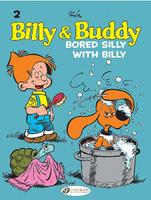 Купить Billy & Buddy Vol.2: Bored Silly with Billy, Комиксы для детей