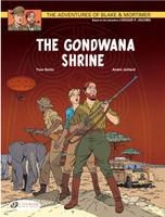 Купить Blake & Mortimer Vol.11: The Gondwana Shrine, Комиксы для детей