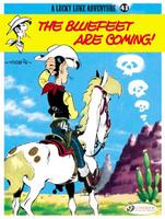 Купить Lucky Luke Vol.43 The Bluefeet are Coming!, Комиксы для детей