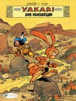 Купить Yakari Vol. 11: Yakari and Nanabozo, Комиксы для детей