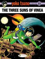 Купить Yoko Tsuno Vol. 11: The Three Suns of Vinea, Комиксы для детей
