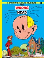 Купить Spirou & Fantasio Vol.11: The Wrong Head, Комиксы для детей