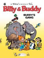 Купить Billy & Buddy Vol. 6: Buddy's Gang, Комиксы для детей