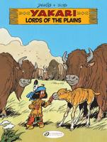 Купить Yakari Vol. 14: Lords of the Plains, Комиксы для детей