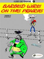 Купить Lucky Luke Vol.7: Barbed Wire on the Prairie, Комиксы для детей